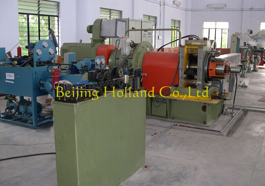 Copper project machine in India